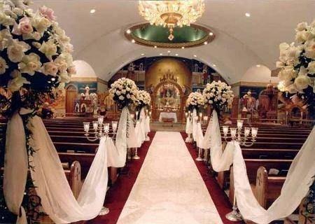 Decorazioni Per La Chiesa Matrimonio : Addobbi chiesa per matrimonio fai da te fabulous candele