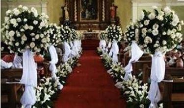 addobbi per matrimonio chiese