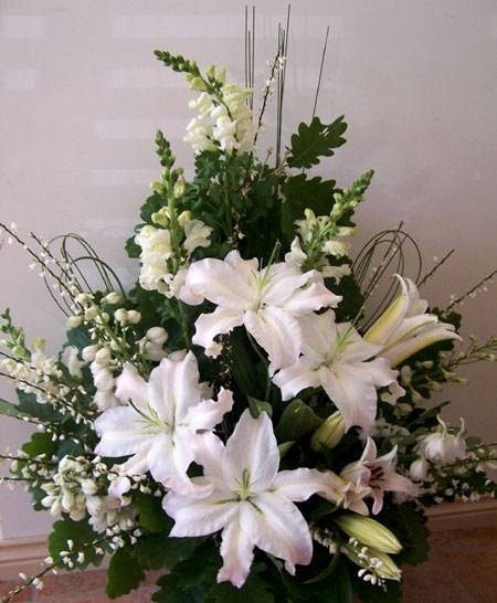 Estremamente composizioni floreali chiesa - Fiorista MR75