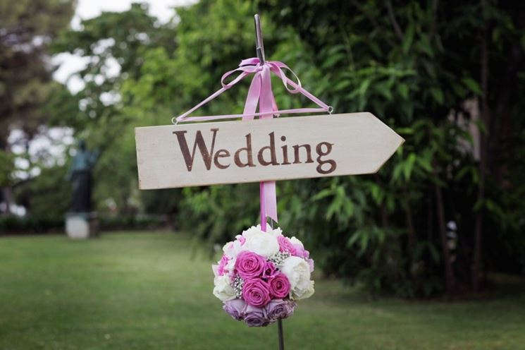 decorazioni matrimonio