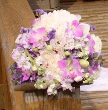 fiori matrimonio lilla