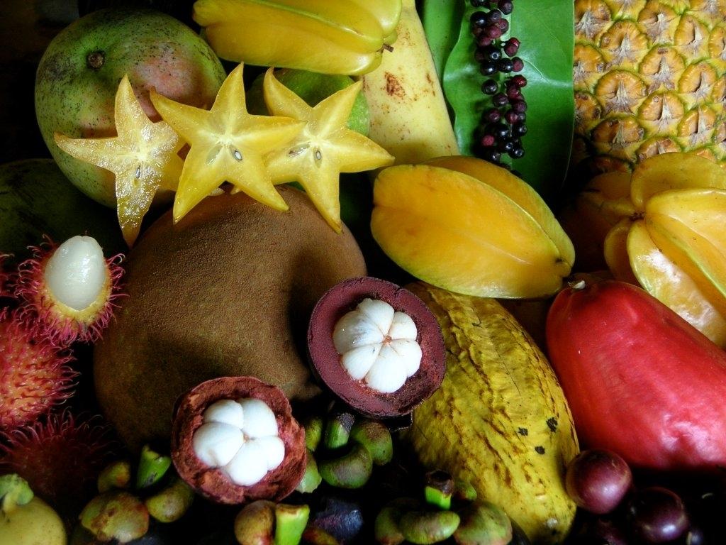 Dove comprare frutti tropicali