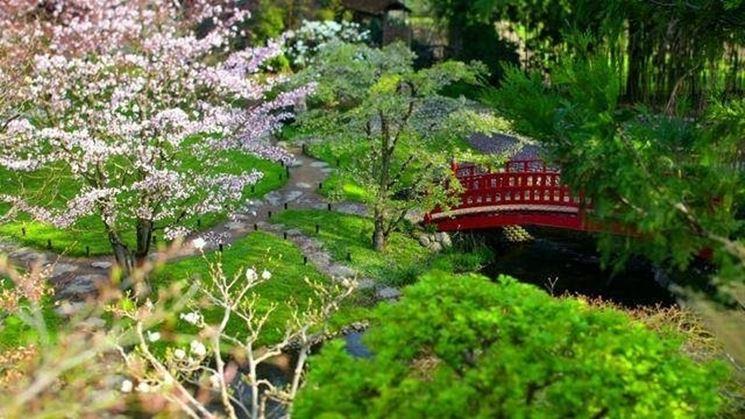 Come creare un giardino giapponese giardini orientali - Piccolo giardino giapponese ...
