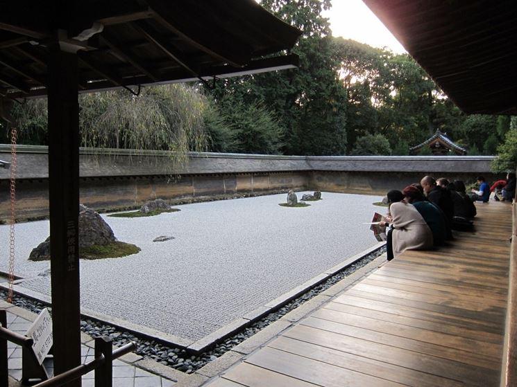 Come fare un giardino zen giardini orientali giardino zen for Giardini zen da casa