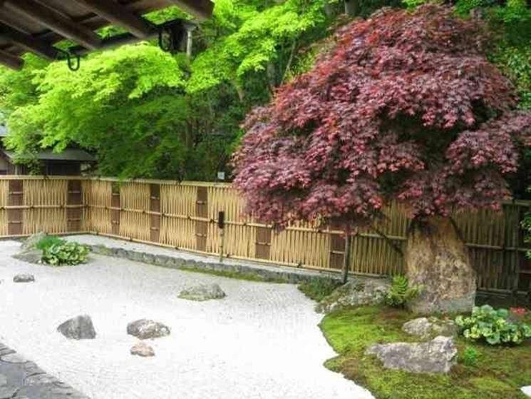 Come realizzare un giardino zen giardini orientali - Idee per realizzare un giardino ...