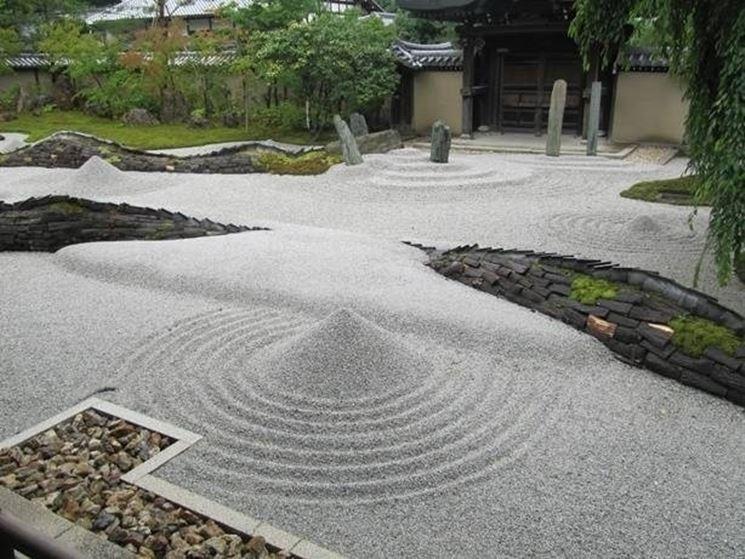 Giardino Zen Berlino : Come realizzare un giardino zen giardini orientali