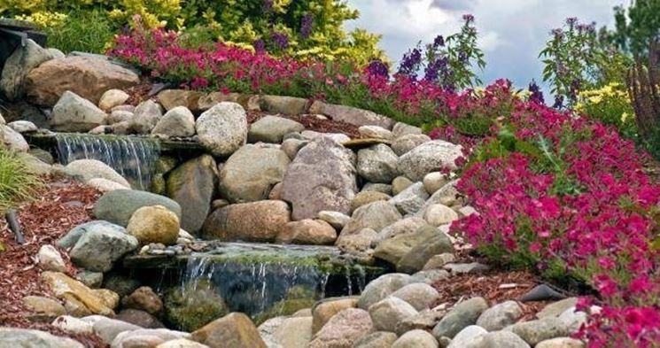 Creare un giardino roccioso giardini orientali - Creare giardino roccioso ...
