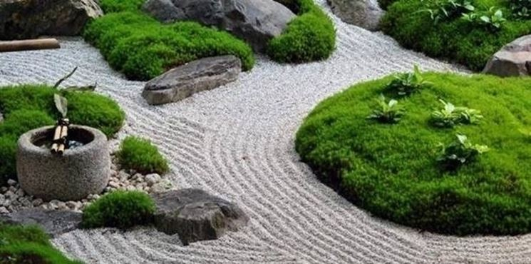 creare un giardino zen giardini orientali
