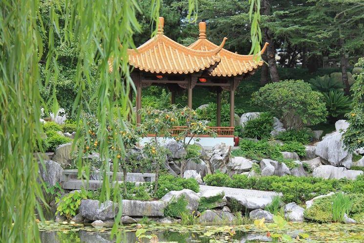 Giardini cinesi giardini orientali for Giardino cinese