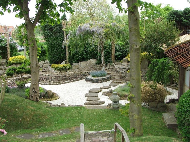 Tipologie di giardino giapponese