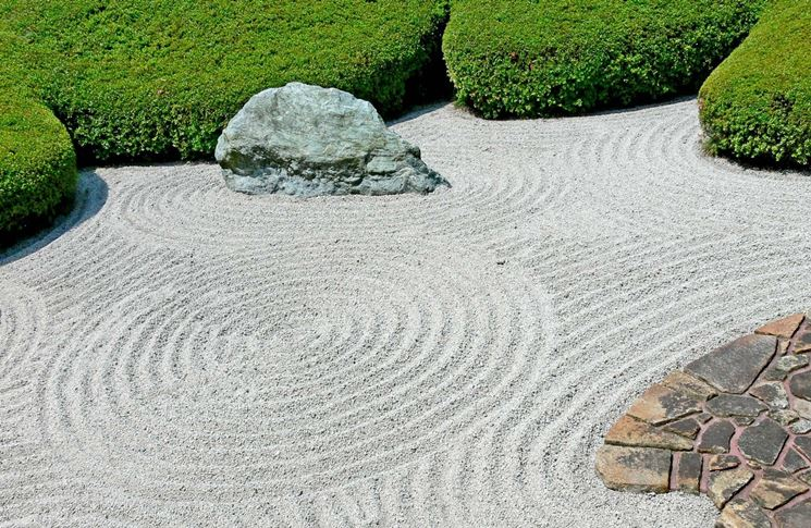 Aspetti fondamentali di un giardino giapponese