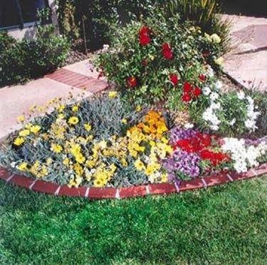 Bordi per aiuole giardino fai da te - Bordure giardino fai da te ...