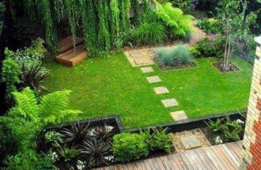 Verde creare un area coperta creare un valido sistema di illuminazione