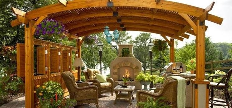 come arredare un giardino - giardino fai da te - Come Arredare Un Giardino Con Piscina
