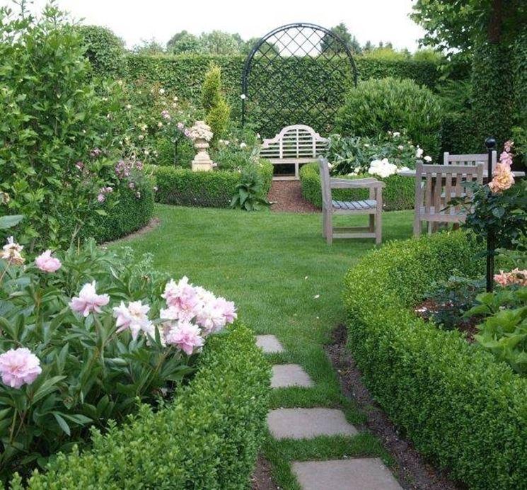 Come fare giardino giardino fai da te - Idee per realizzare un giardino ...