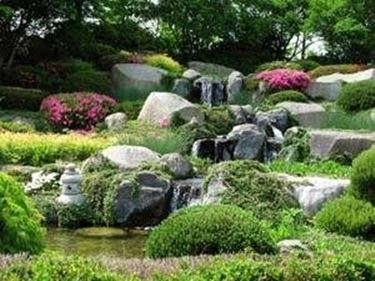 Come fare un giardino roccioso giardino fai da te - Idee giardino in pendenza ...