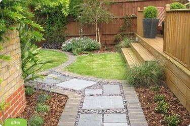 Come fare un piccolo giardino giardino fai da te for Piccoli giardini fai da te