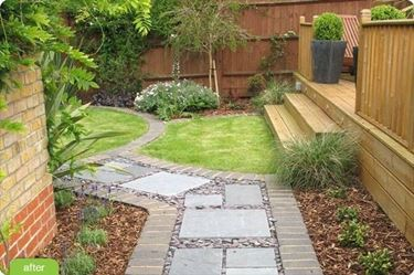 come fare un piccolo giardino - Giardino fai da te