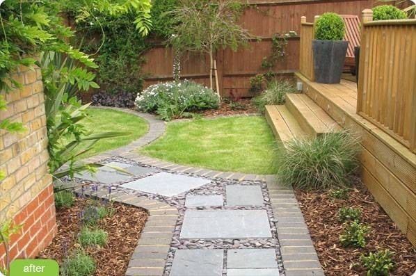 Come fare un piccolo giardino giardino fai da te for Giardino piccolo