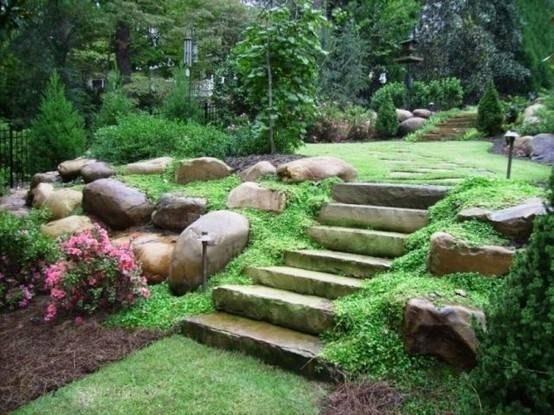 come realizzare un giardino - giardino fai da te - Come Impostare Un Piccolo Giardino