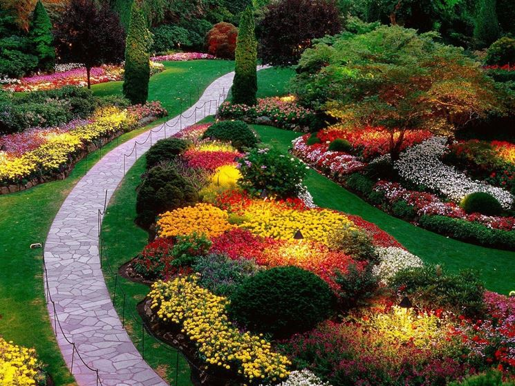 Estremamente fare il giardino - Giardino fai da te ON37