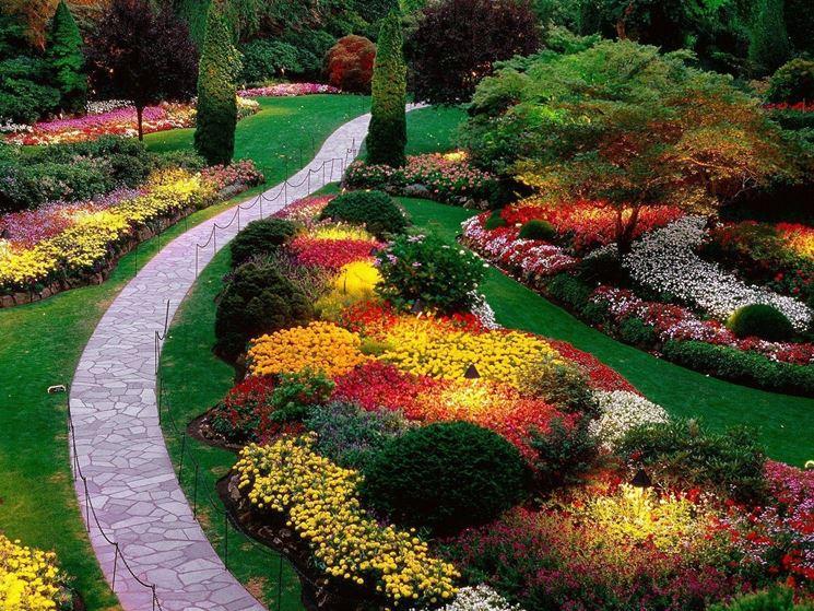 fare un bel giardino - giardino fai da te - Come Creare Un Giardino Fai Da Te