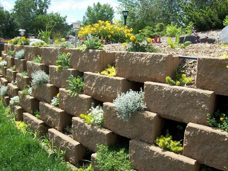 giardini verticali - Giardino fai da te