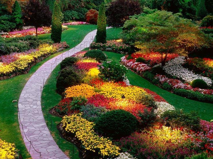 Molto Idee per realizzare un giardino - Giardino fai da te ZE93
