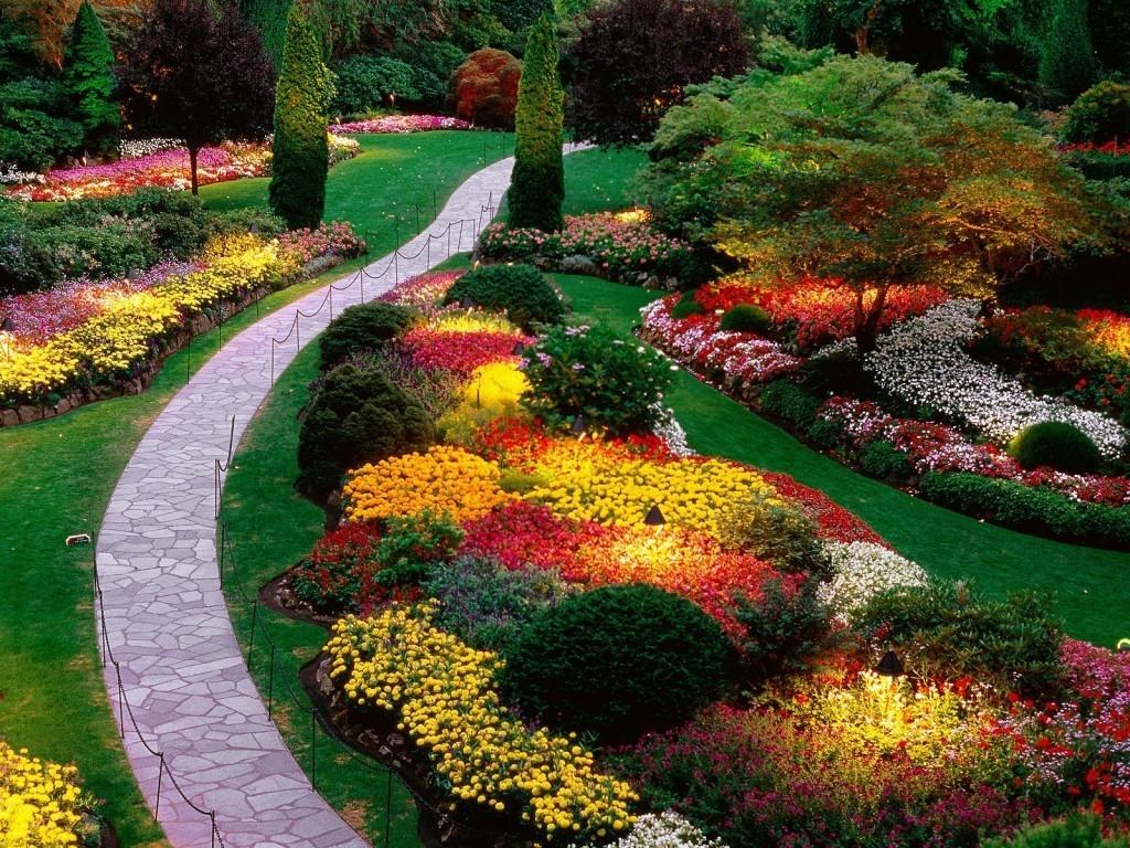 idee per realizzare un giardino - Giardino fai da te