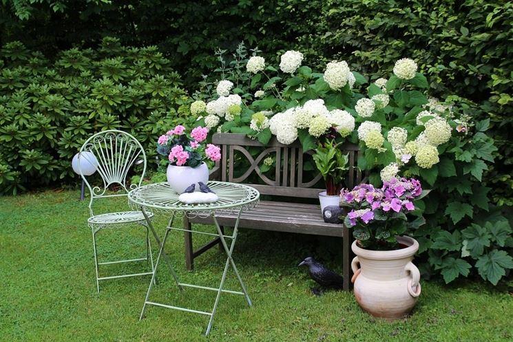 giardino agosto