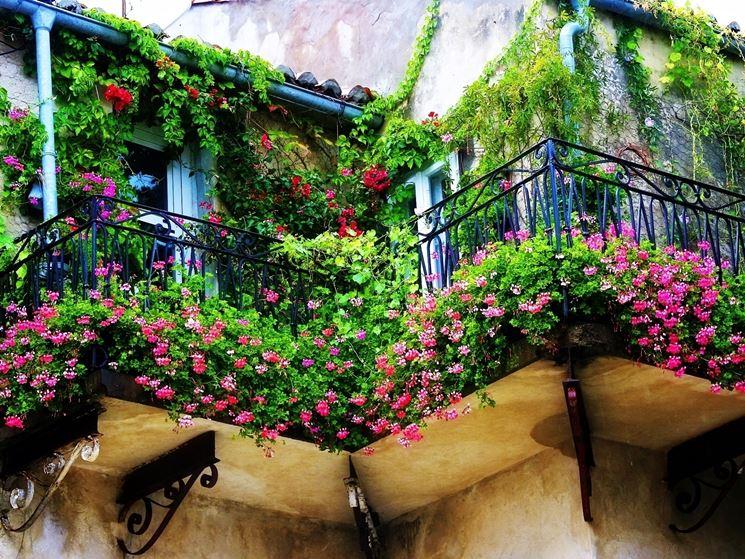 balcone maggio