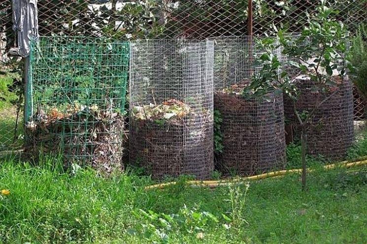 Contenitori per la compostiera