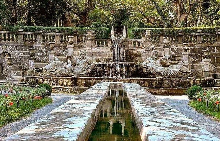 Giardini di Villa Lante