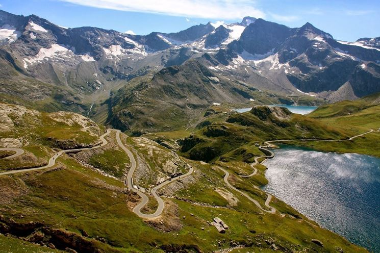 Una bella immagine di un parco naturale in Italia
