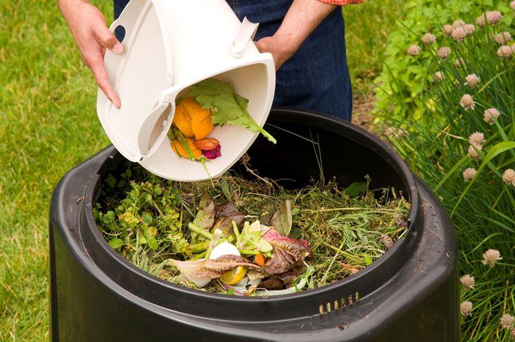 Preparazione compost