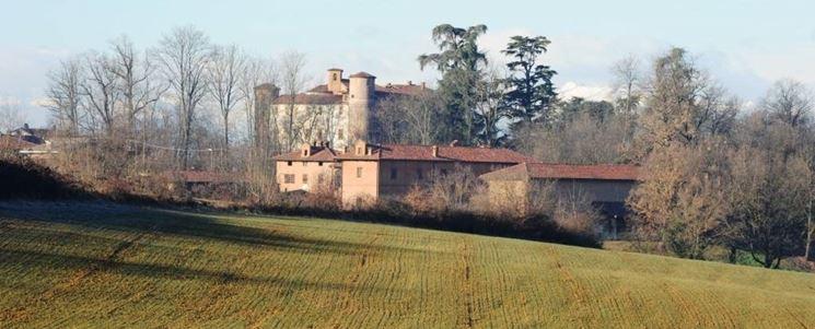 La tenuta del castello di Pralormo