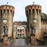 Una Veduta del Castello di Roncade
