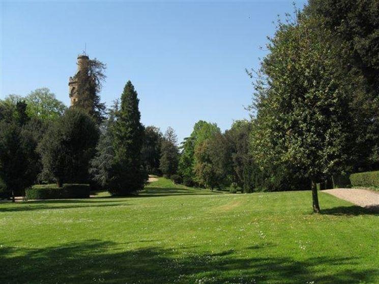 Giardino torrigiani una gita a una gita al giardino for Decorazione giardini stile 700