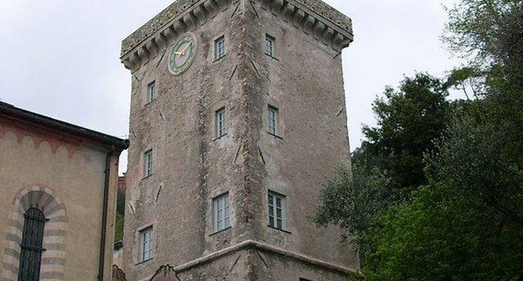 La torre de La Cervara
