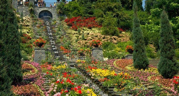 Parchi e giardini una gita a for Giardini francesi