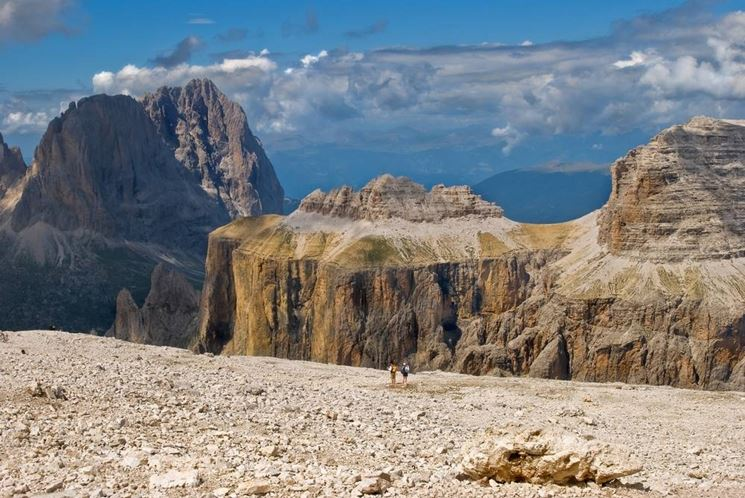 Paesaggio del Parco Dolomiti Bellunesi