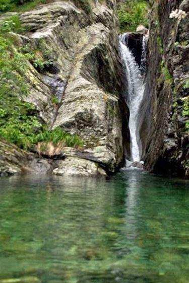 Cascatella del Parco Val Grande