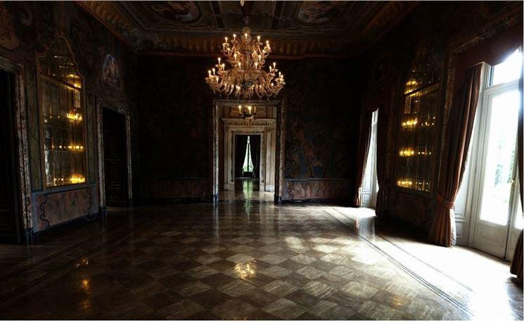 Salone di Villa Erba