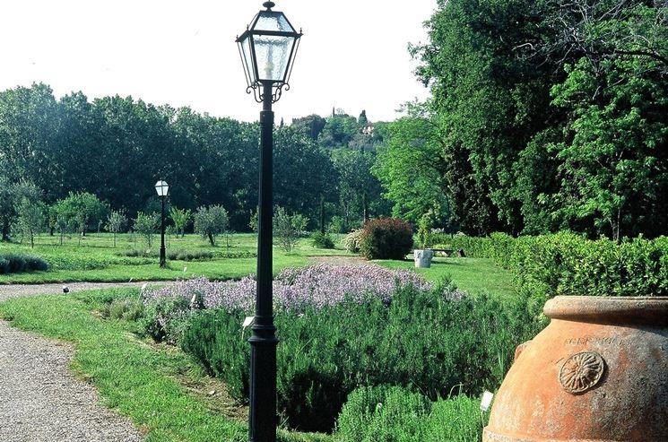 I giardini di Villa la Massa