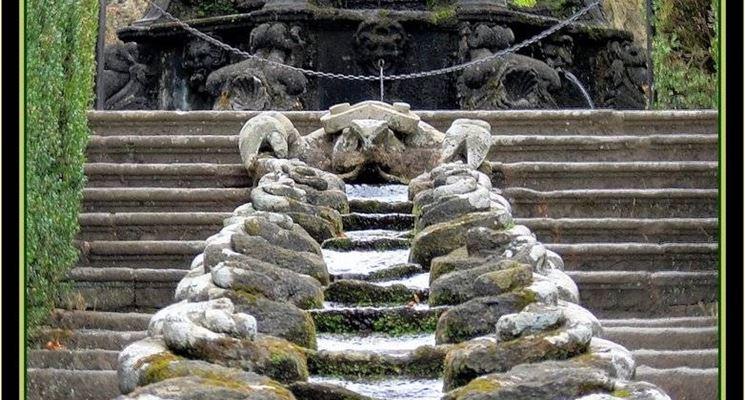 La fontana della catena