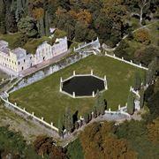 Villa Trissino Marzotto, giardino.
