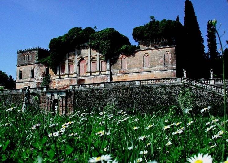 Villa Trissino Marzotto, villa Superiore.