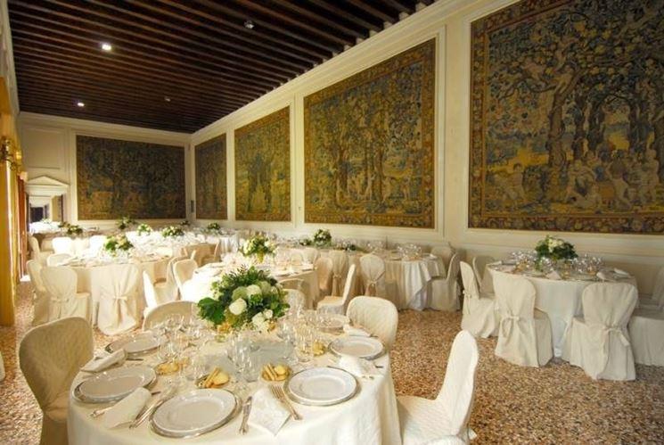 Villa Trissino Marzotto, gli arazzi fiamminghi.