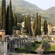 La villa di Cargnacco, mausoleo del poeta Gabriele d'Annunzio