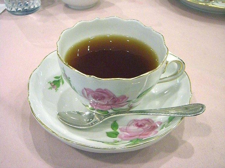 Infuso in tazza